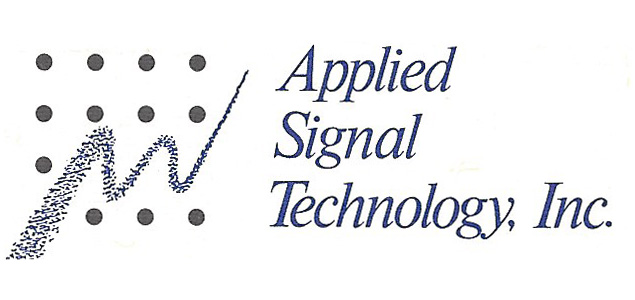 Applied Signal Technology logo